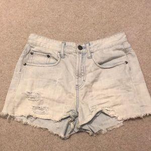 BP distressed shorts EUC